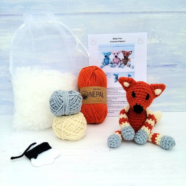 Baby Fox Mini Kit