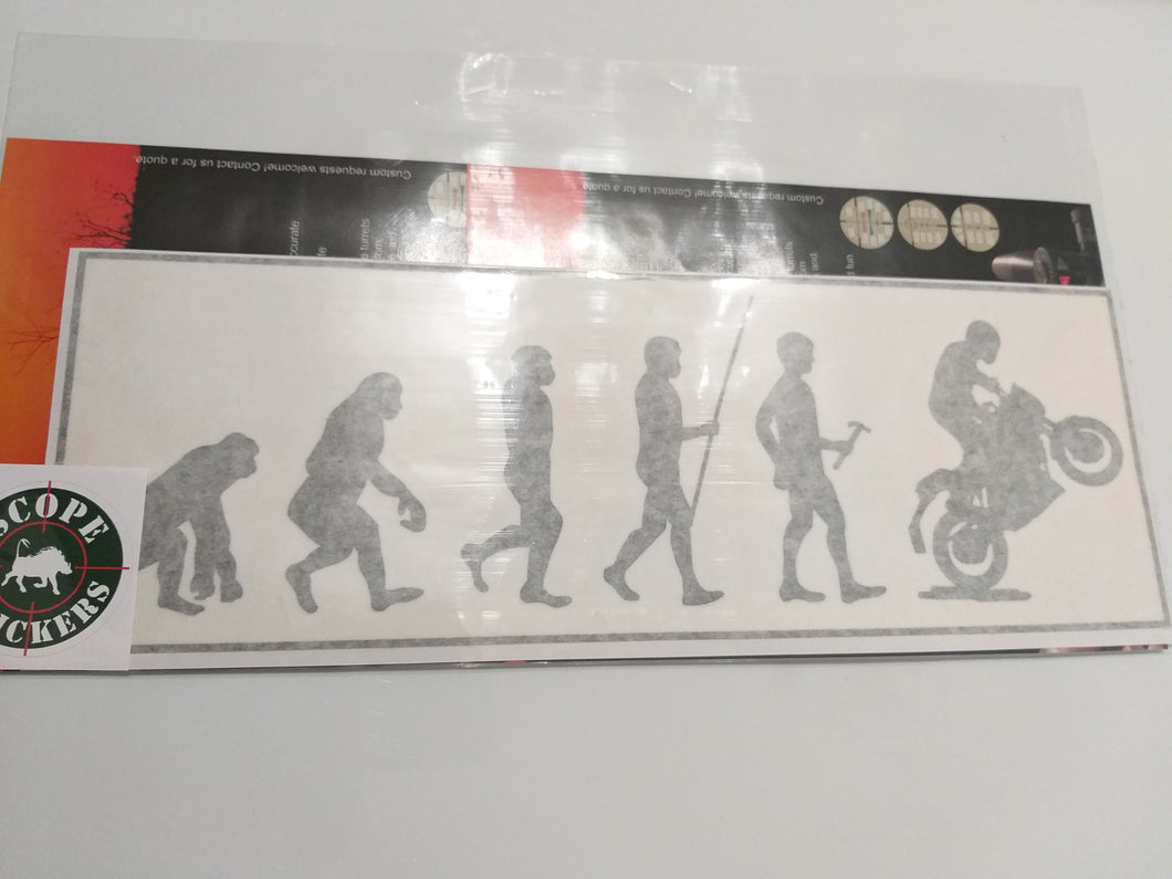 Bike Evolution (Large)