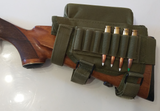 Stock Pouch (with cheek rest and cartridge carrier)