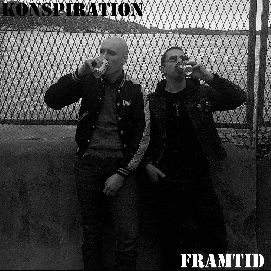 "Konspiration - ""Framtid"" [12' Mini-LP]"