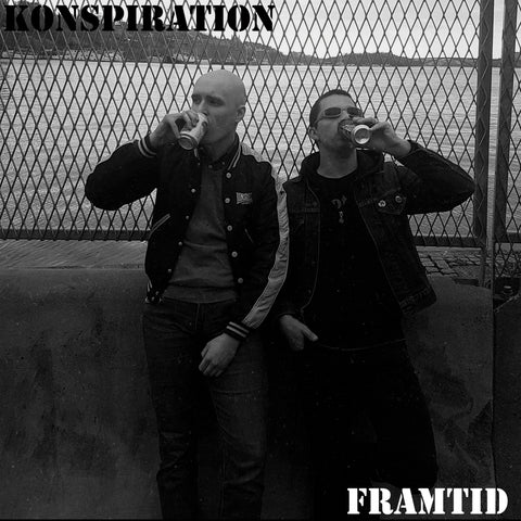 "Konspiration - ""Framtid"" [12' Mini-LP, PRE-ORDER]"