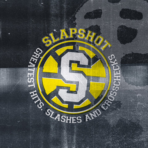 Slapshot - Greatest hits, slashes and crosschecks  - 12' Gatefold LP + 7'Ep (Ltd. Tour edition)
