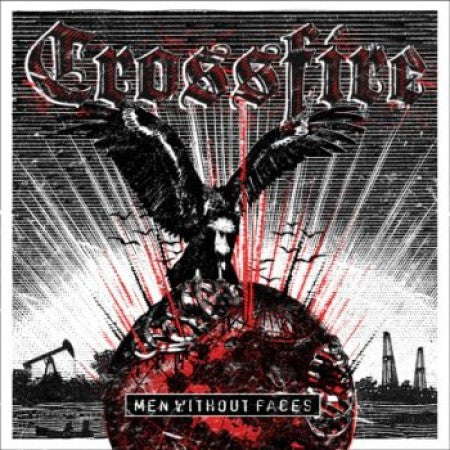 Crossfire - Men Without Faces 7' EP