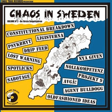 Chaos in Sweden - Volume No. 2 [12' LP Comp.]