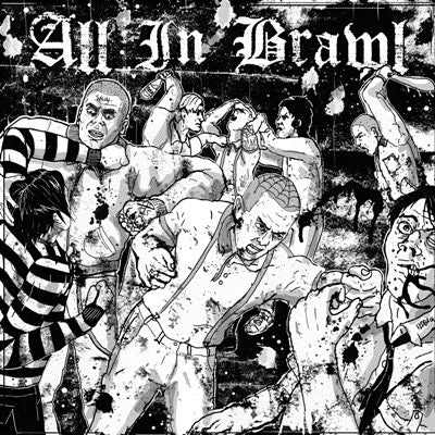 All In Brawl - S/T CD