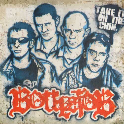 Bottlejob - Take It On The Chin CD