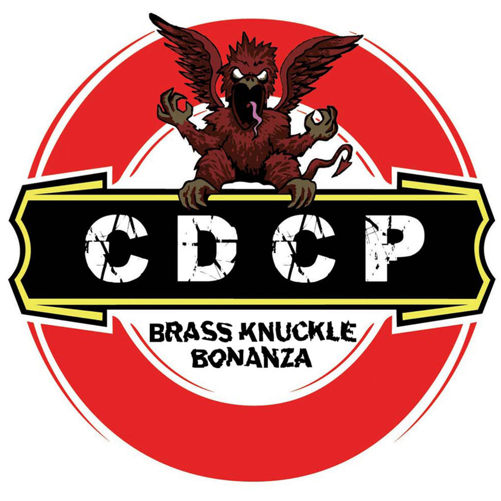 CDCP - Brass Knuckle Bonanza CD-EP
