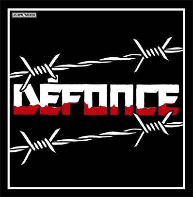 Defonce - S/T [12' LP, Limited edt, import]
