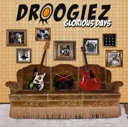 Droogiez - Glorious Days 12' LP