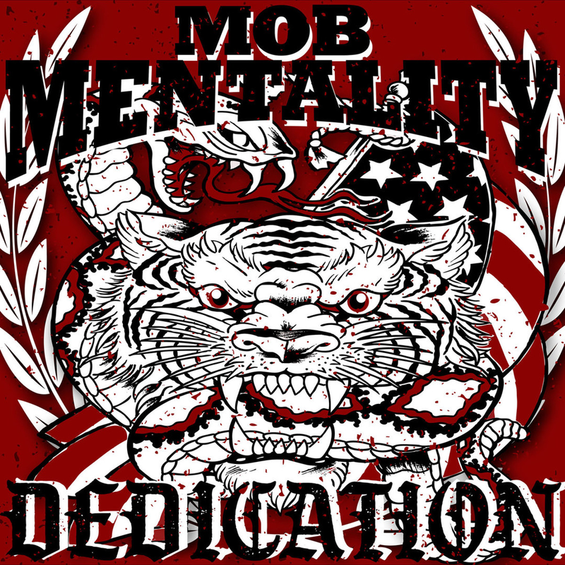 Mob Mentality  - Dedication [12' LP, limited color edt, import)