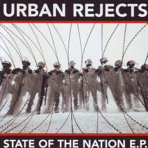 Urban Rejects - State Of The Nation E.P 7'