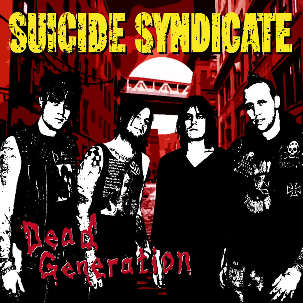 Suicide Syndicate - Dead Generation 10' EP