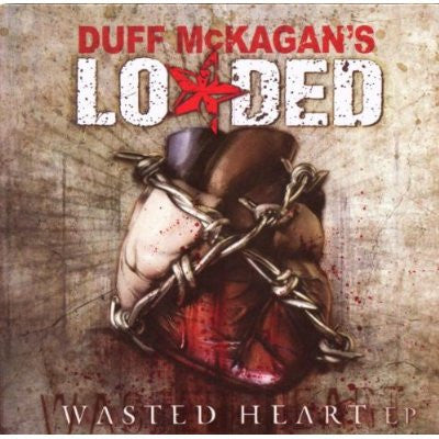 Duff McKagan's Loaded - Wasted Heart CD-EP