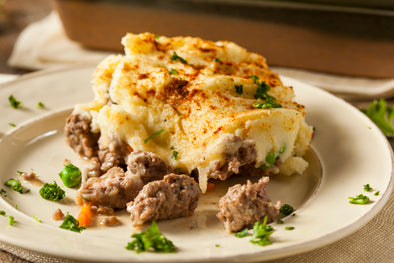 Mummy Boome's Traditional Shepherds Pie