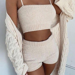 Knitted Tank Set (2 pieces)