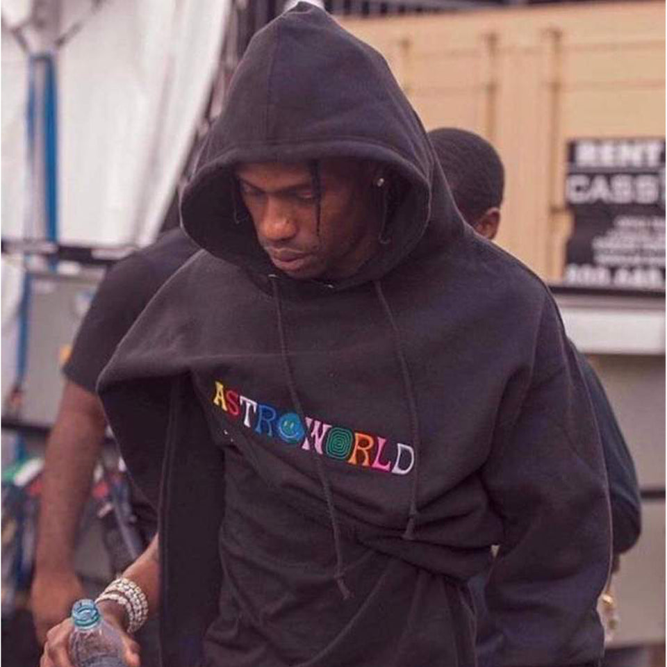 Astroworld 'Wish You Were Here' Hoodie
