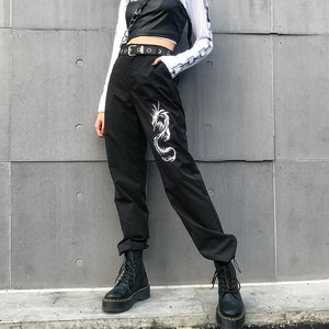 Dragon Jogger Pants
