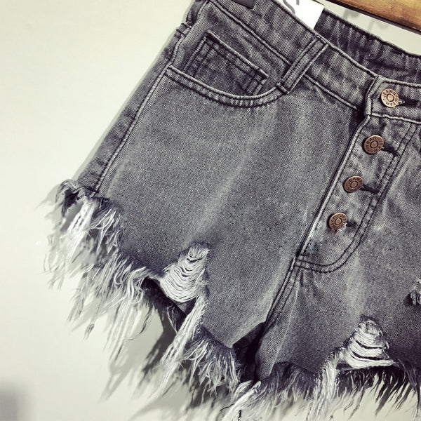 Denim Women Shorts