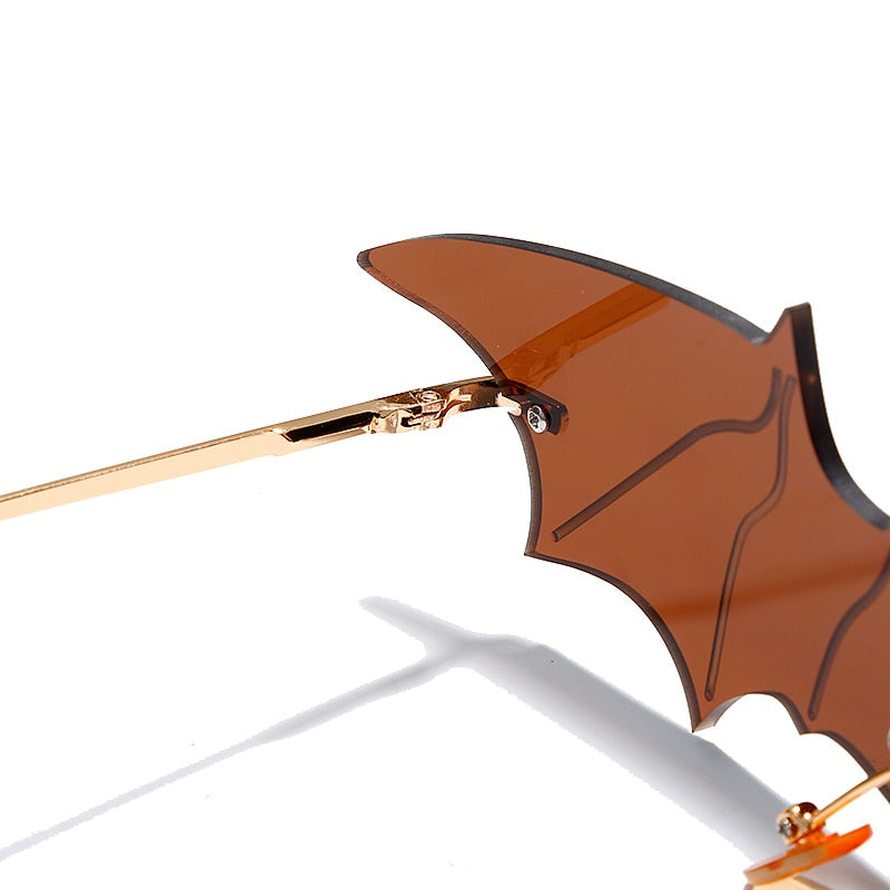 Bat wing sunglasses