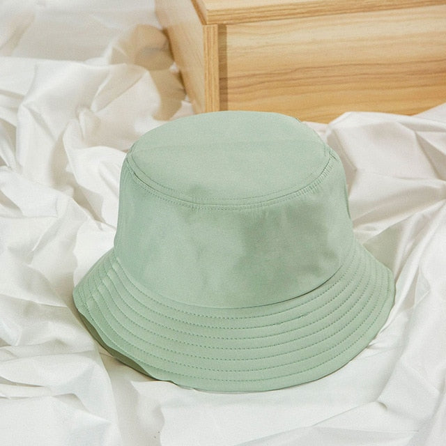 Plain Bucket Hat