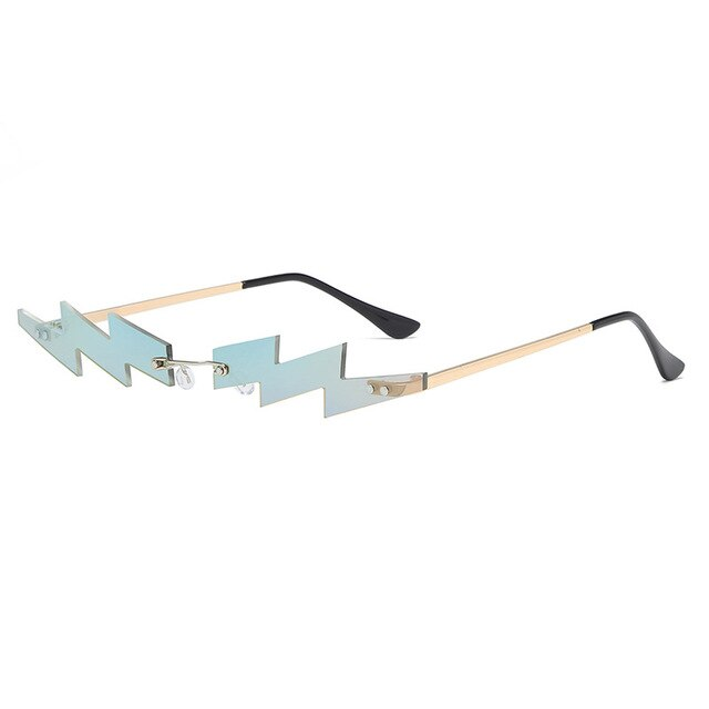 Lightning Bolt Glasses