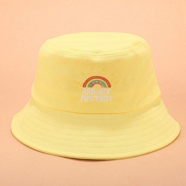 Radiate Positivity Bucket Hats