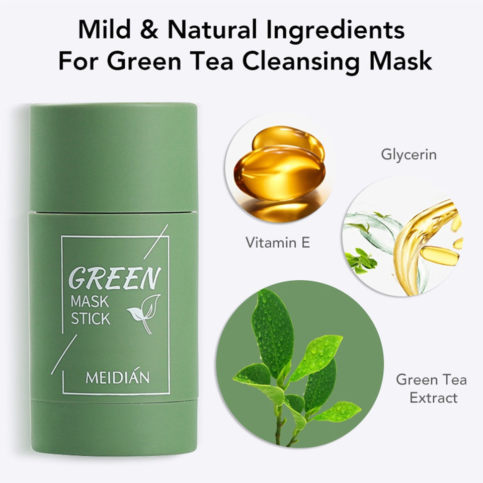 Green Tea Cleansing Mask