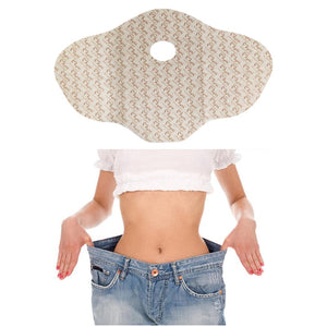 10 Pièces Women Belly Slimming Patch