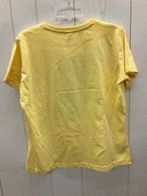 Load image into Gallery viewer, Yellow Womens Size L Shirt