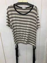 Load image into Gallery viewer, Hem & Thread Black Womens Size M Shirt