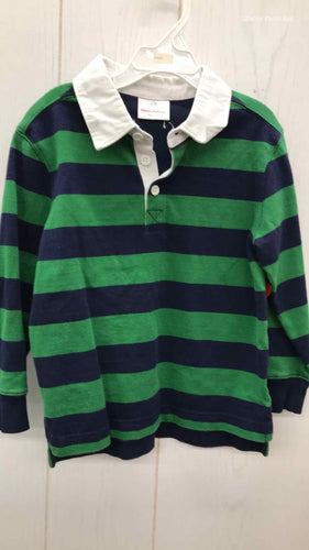 Hanna Andersson Boys Size 5 Shirt
