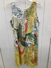 Load image into Gallery viewer, Yellow Womens Size 6/8 Dress