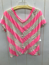Load image into Gallery viewer, Old Navy Pink Womens Size M Shirt