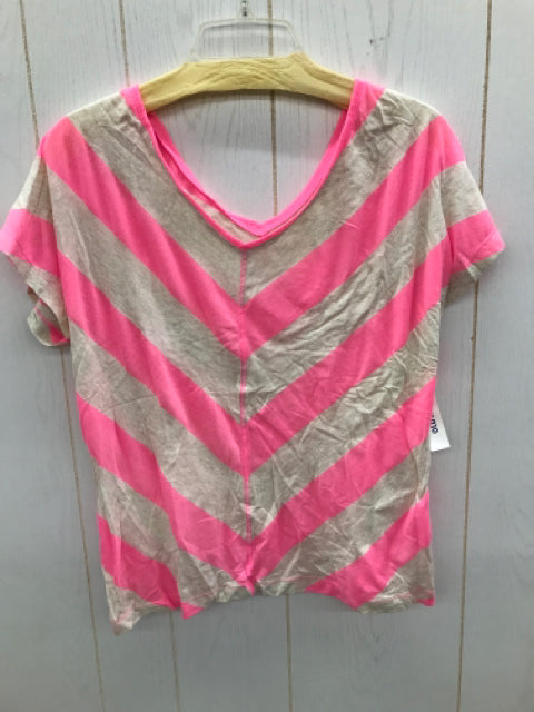 Old Navy Pink Womens Size M Shirt
