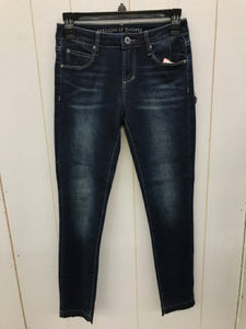 Articles of Society Blue Womens Jeans NEW Sz 24