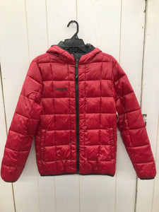 Red Womens Size Small Jacket (Outdoor)