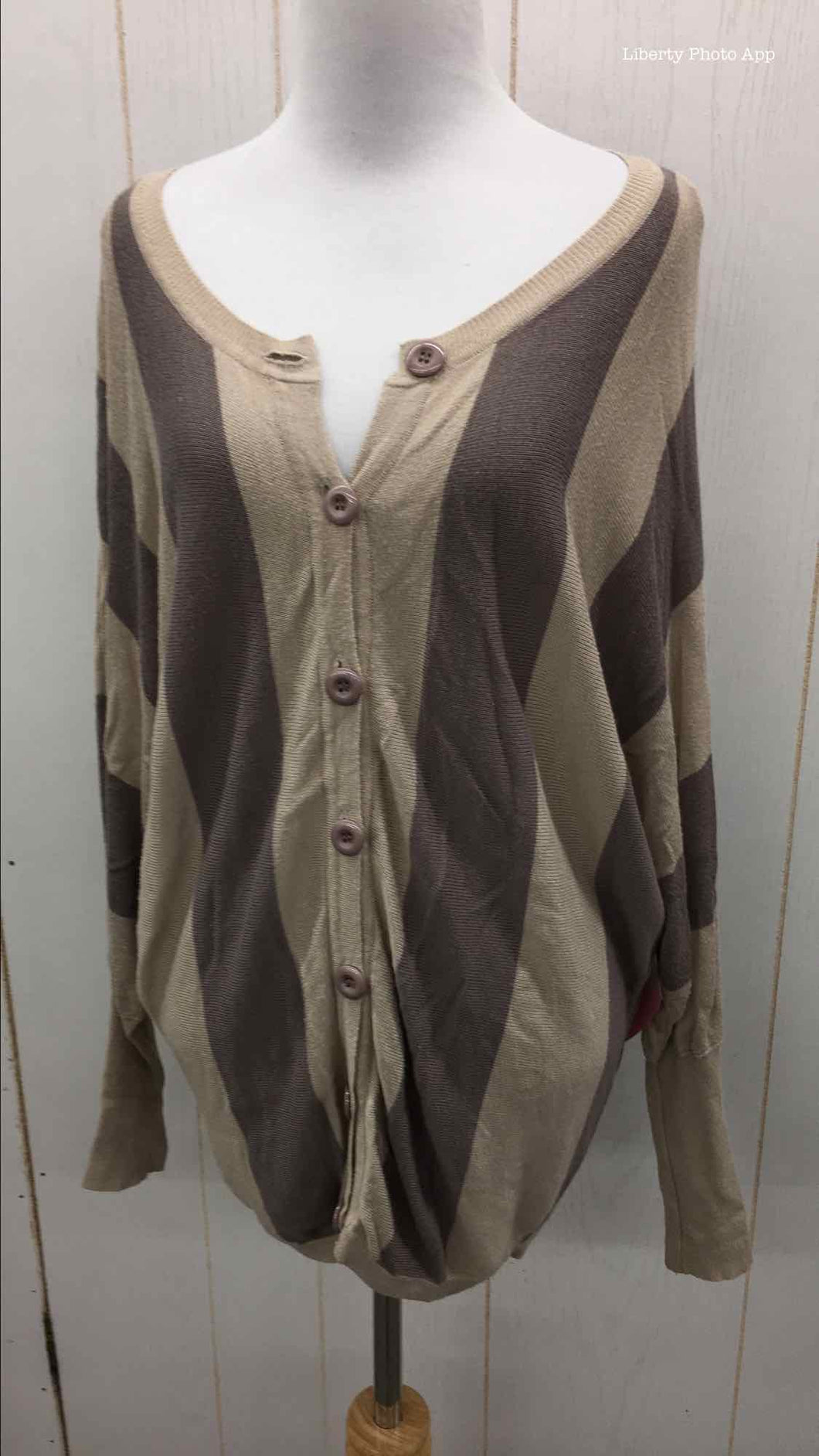 Brown Womens Size Small Shirt