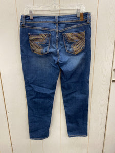 Maurices Blue Womens Jeans