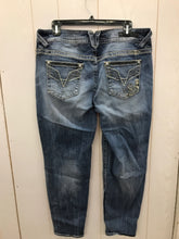 Load image into Gallery viewer, Vigoss Blue Womens Size 13/14 Jeans