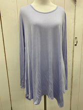 Load image into Gallery viewer, Lavender Tunic Shirt - NEW - Wms Small