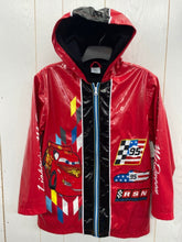 Load image into Gallery viewer, Disney Boys Size 10 Rain Jacket w/Hood
