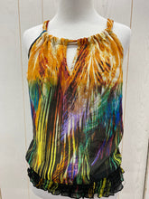 Load image into Gallery viewer, Womens Summer Blouse Shirt - Sz Small