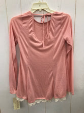 Load image into Gallery viewer, Rewind Pink Womens Size Small Shirt