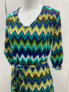 East Fifth Blue Womens Women Size Small Shirt