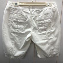 Load image into Gallery viewer, WHBM White Womens Shorts - Sz 6