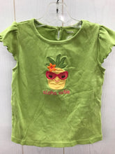 Load image into Gallery viewer, Girls Size 5T Shirt - Pineapple Aloha Cutie