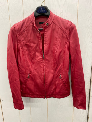 Tribal Red Womens Size Small Jacket (Outdoor)