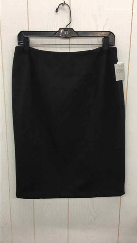 Kasper Black Womens Size 6 Skirt
