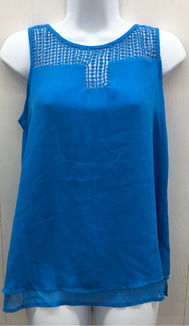 CATO Blue Womens Shirt - NEW Small