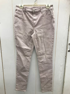 Chico's Pink Womens Size 6/8 Pants